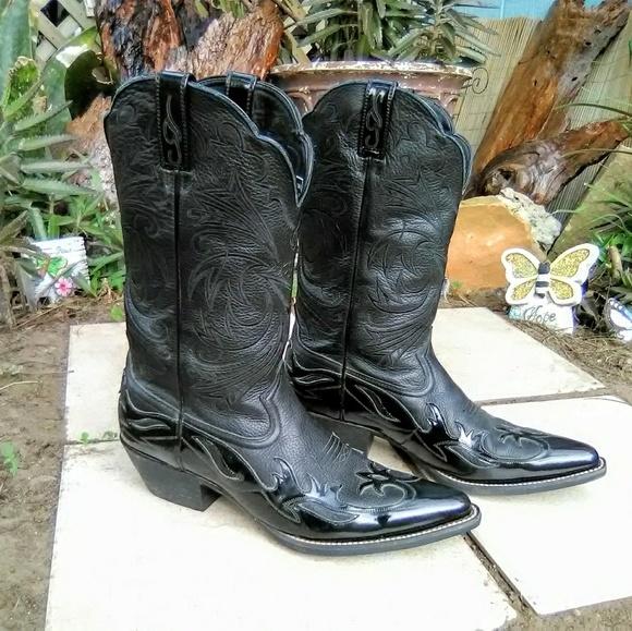 e19e216d9ad Ariat cowboy boots size 9.5
